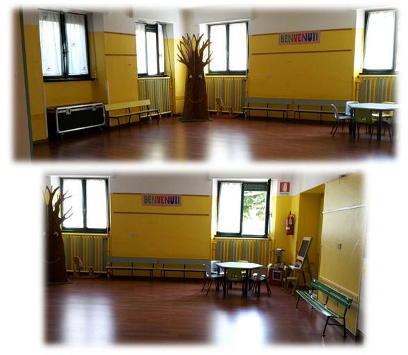 Salone - Pre scuola